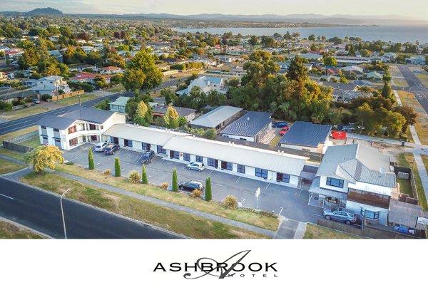 Ashbrook Motel - фото 23