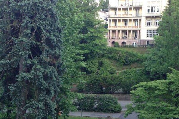 Apartment Baden-Baden Center - фото 21