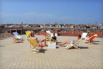 Sunny Terrace Hostel - фото 14
