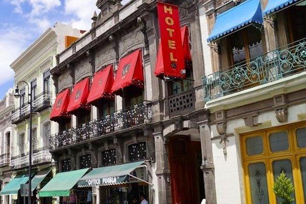 Villahernan Hotel Boutique - фото 14