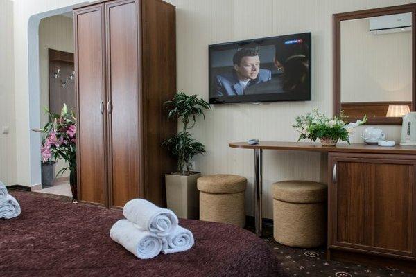 Отель Гранат - фото 10