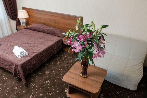 Отель Гранат - фото 6