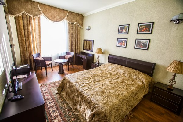 Отель Скрипка - фото 1
