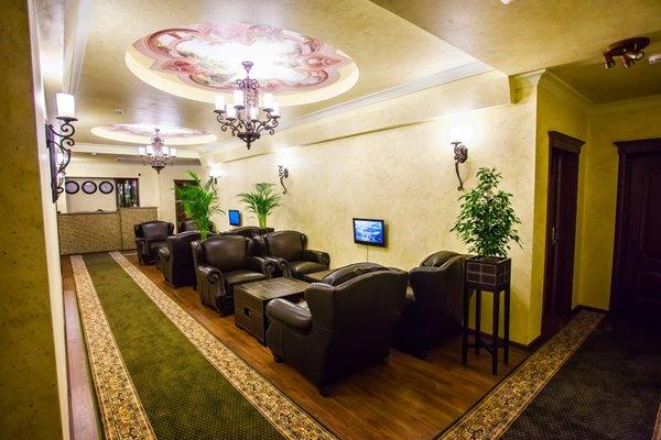 Отель Скрипка - фото 16