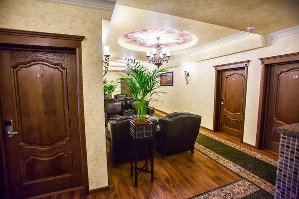 Отель Скрипка - фото 17