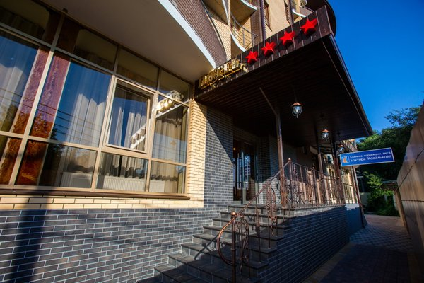 Отель Скрипка - фото 21