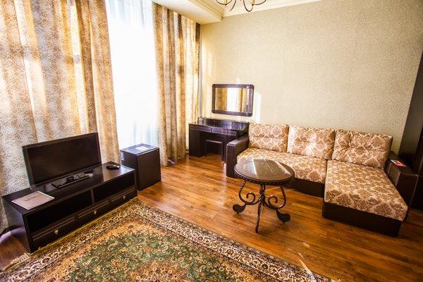Отель Скрипка - фото 5