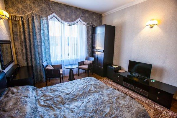 Отель Скрипка - фото 8