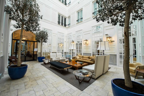 Only You Boutique Hotel Madrid - фото 17