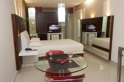 Raru's Motel Cidade Jardim (Только для взрослых) - фото 7