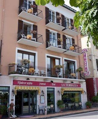 Отель «Albergo Ristorante la Terrazza», Бельджирате