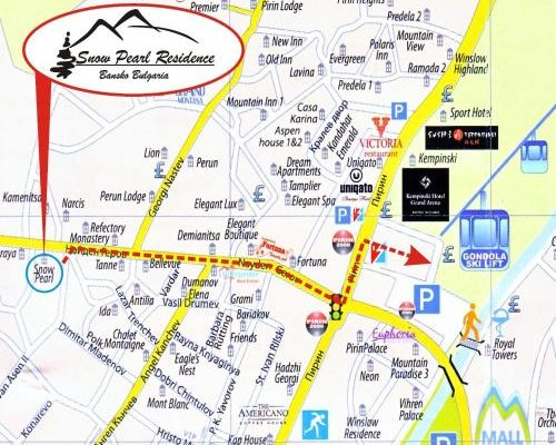 Snow Pearl Residence - фото 20