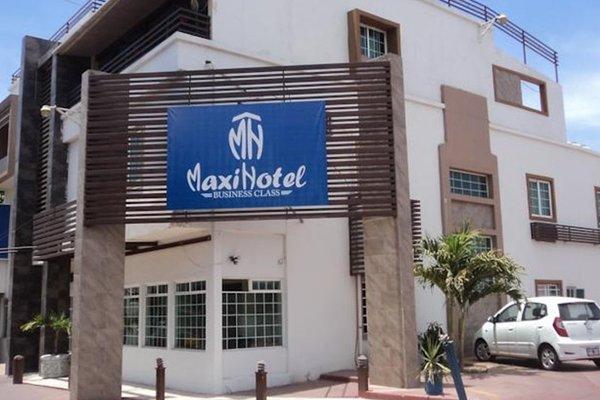 Maxihotel Business Class Culiacan - фото 20