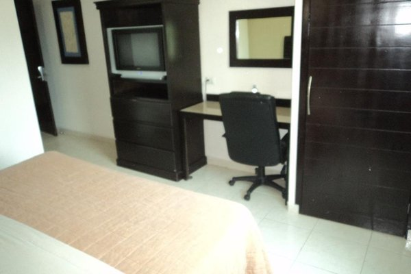 Maxihotel Business Class Culiacan - фото 9