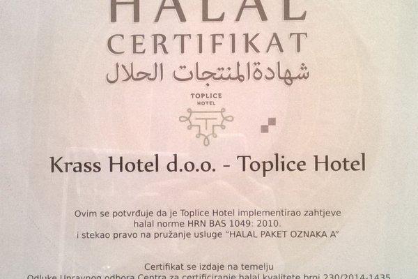 Toplice Hotel - фото 18