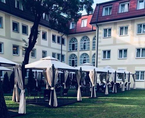 Отель Holiday Park - фото 22