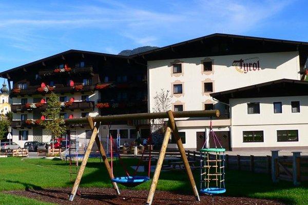 Ferienhotel Tyrol Soll am Wilden Kaiser - фото 12