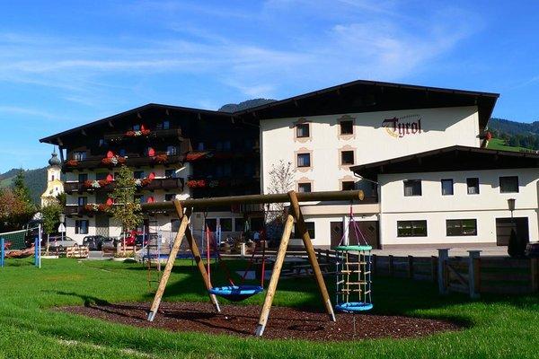 Ferienhotel Tyrol Soll am Wilden Kaiser - фото 13