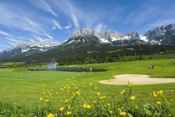 Ferienhotel Tyrol Soll am Wilden Kaiser - фото 17