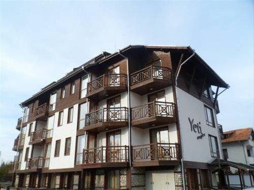 YETI SELF CATERING APARTMENTS - фото 0