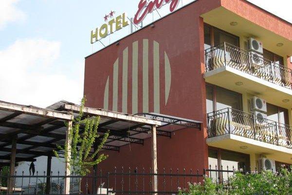 Enigma Hotel - фото 21