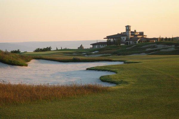 BlackSeaRama Golf & Villas - фото 20