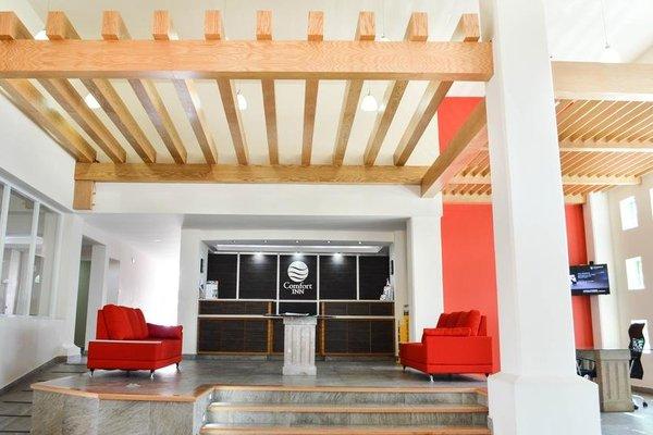 Comfort Inn Queretaro - фото 14