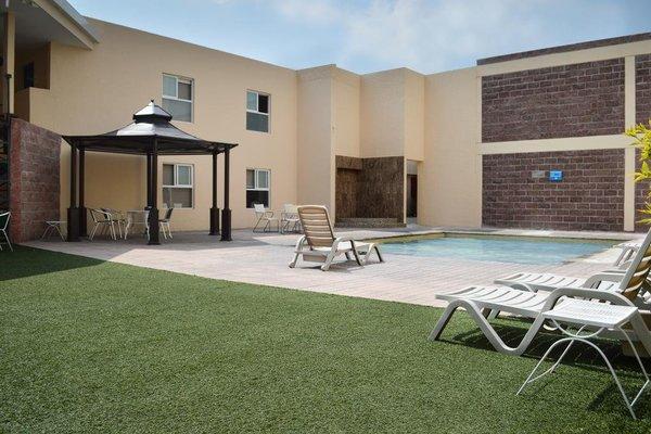 Comfort Inn Queretaro - фото 20
