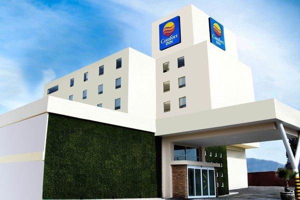 Comfort Inn Queretaro - фото 22