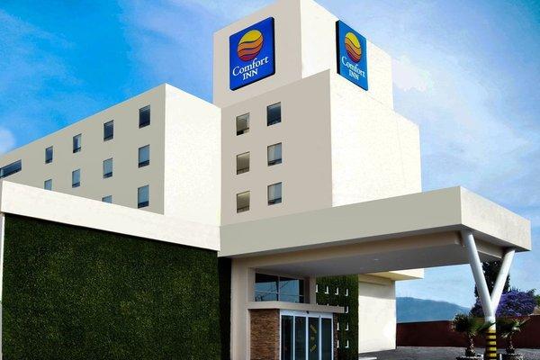 Comfort Inn Queretaro - фото 23