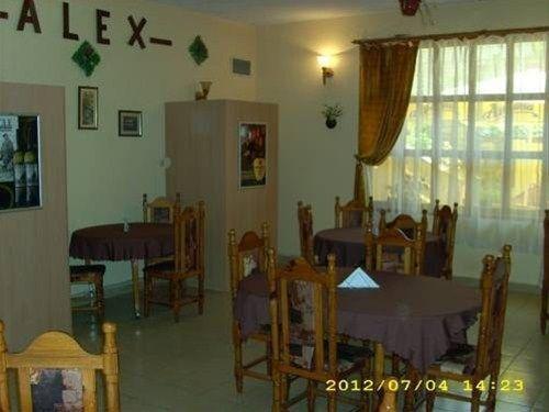 HOTEL ALEX - фото 13