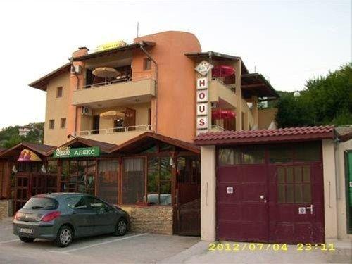 HOTEL ALEX - фото 21