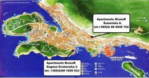 Apartments BrunoR - фото 20