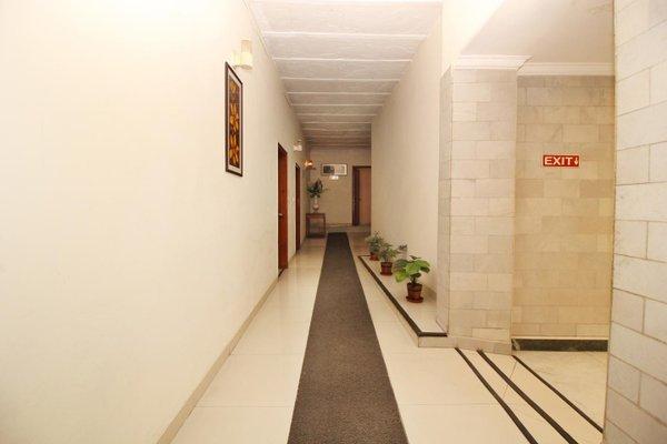 Отель Airport - фото 19