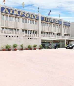 Отель Airport - фото 23