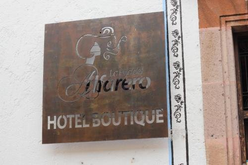 La Hija del Alfarero Hotel Boutique - фото 21