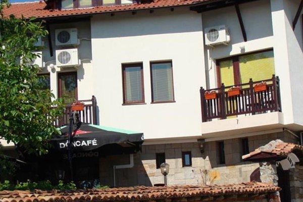 Отель Елена - фото 23