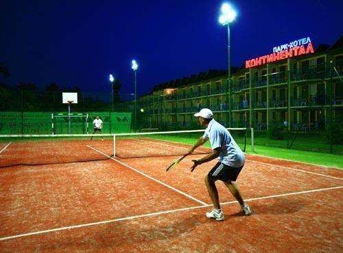Park Нotel Continental - фото 12