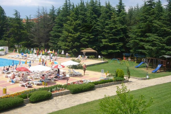 Park Нotel Continental - фото 15