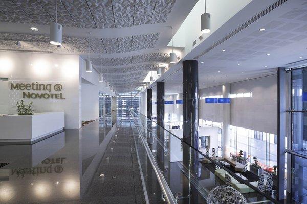 Novotel Abu Dhabi Al Bustan - фото 10