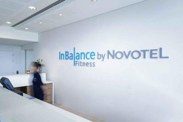 Novotel Abu Dhabi Al Bustan - фото 11