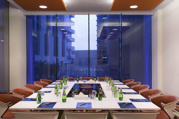 Novotel Abu Dhabi Al Bustan - фото 14