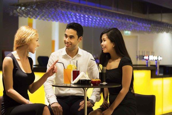 Novotel Abu Dhabi Al Bustan - фото 15