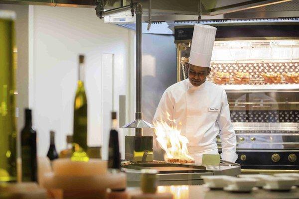 Novotel Abu Dhabi Al Bustan - фото 6