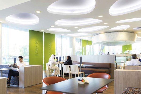 Novotel Abu Dhabi Al Bustan - фото 8