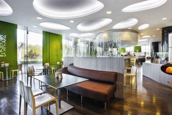 Novotel Abu Dhabi Al Bustan - фото 9