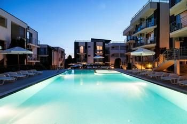 New Line Village Apartcomplex - фото 20