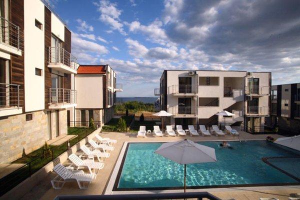 New Line Village Apartcomplex - фото 22