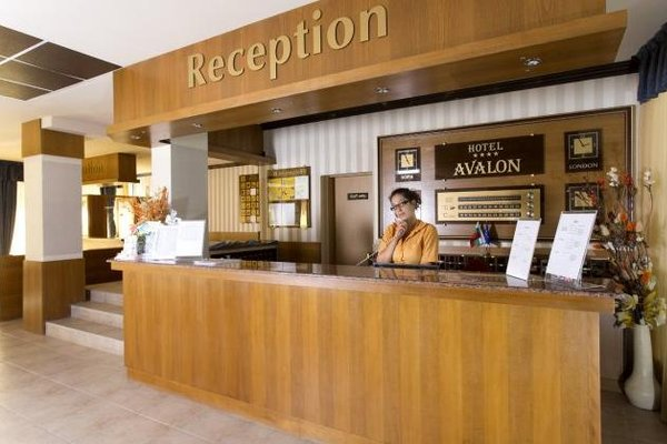 Hotel Avalon - Все включено - фото 15