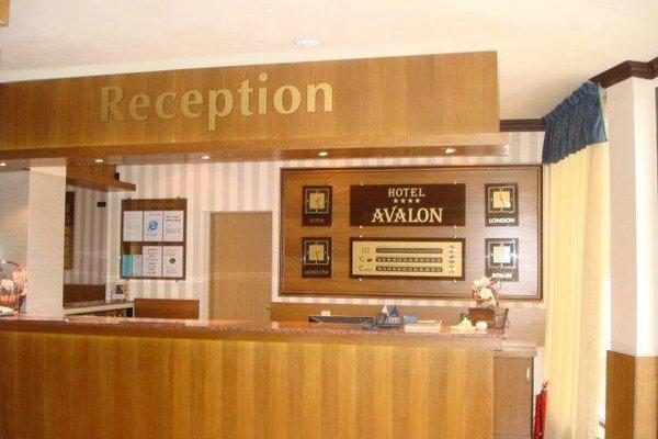 Hotel Avalon - Все включено - фото 16